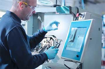 Eine Herstellungsmethode der Shellform für Hochspannungskreisbrecher-Form